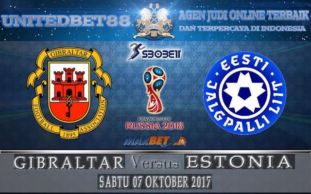 Prediksi Skor Bola Jitu Liga Kualifikasi PD Eropa Gibraltar VS Estonia 07 Oktober 2017 ...