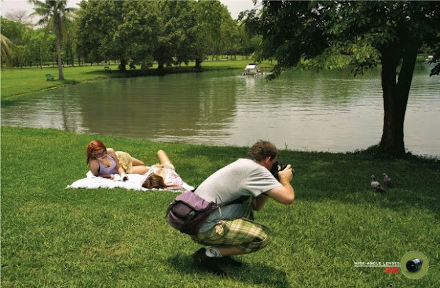 Estrena un nuevo lente para tu cámara.