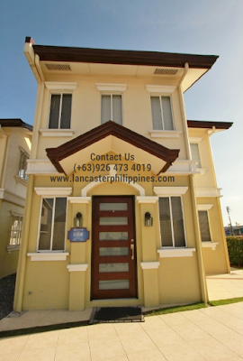 Sophie - Lancaster New City Cavite | House and Lot for Sale Imus-General Trias Cavite