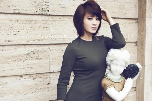 Model Korea Selatan Tercantik Kim Hye Soo