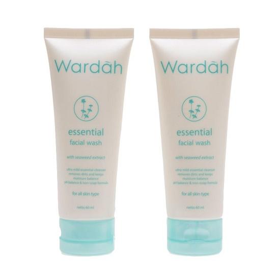Ulasan Lengkap Pembersih Wardah Essential Facial Wash