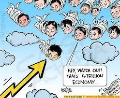 A FIVE TRILLION DOLLAR ECONOMY IS NO PANACEA FOR OUR ILLS. |ഇന്ത്യ സ്വപ്നം കാണുന്ന ഒരു അഞ്ച് ട്രില്യൺ ഡോളർ ഇക്കോണമി എന്നതിന്റെ  ഒരു യാഥാർത്യ ചിത്രം