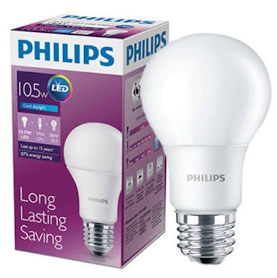 Harga lampu led philips