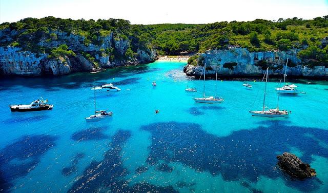 Roteiro de dois dias em Menorca
