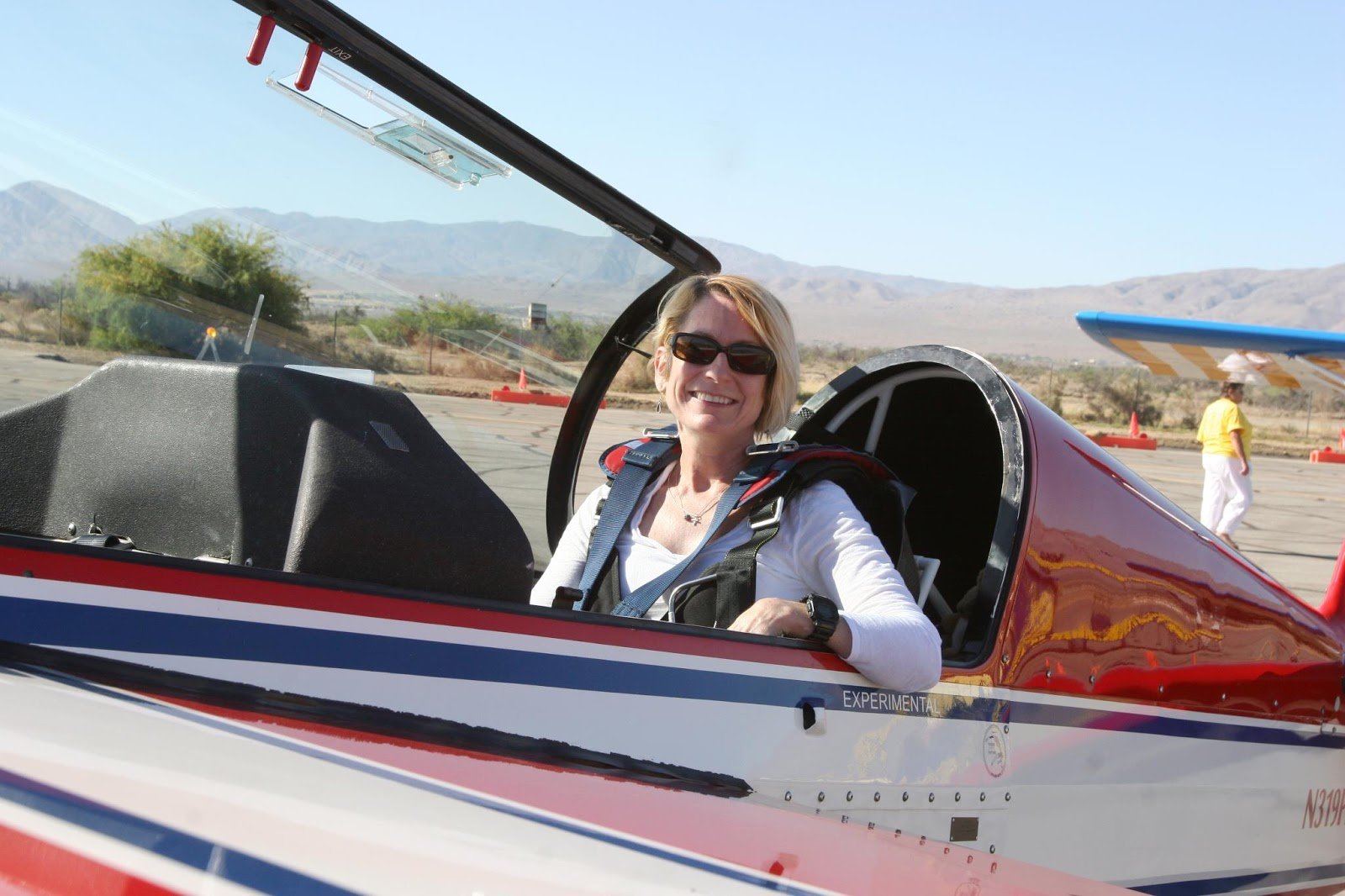 Kathryn's Report: Panzl S331E, registered to the pilot