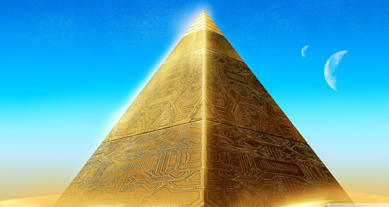 The Pyramid Hd Wallpapers Wallpapers Just Do It
