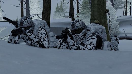 Arma3に架空の北欧同盟軍MOD