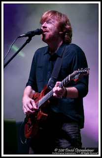 Trey Anastasio with Phish