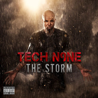 Tech N9ne - The Storm (Deluxe) (2016) - Album Download, Itunes Cover, Official Cover, Album CD Cover Art, Tracklist