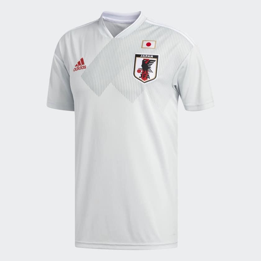 Kits Jersey Away Tandang Jepang Piala Dunia 2018