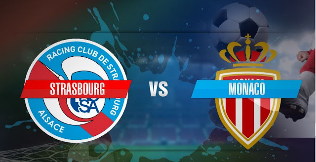 Strasbourg vs Monaco  - Video Highlights & Full Match