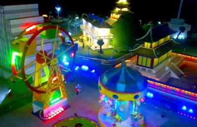 Arena Bermain Taman Pelangi Jogja
