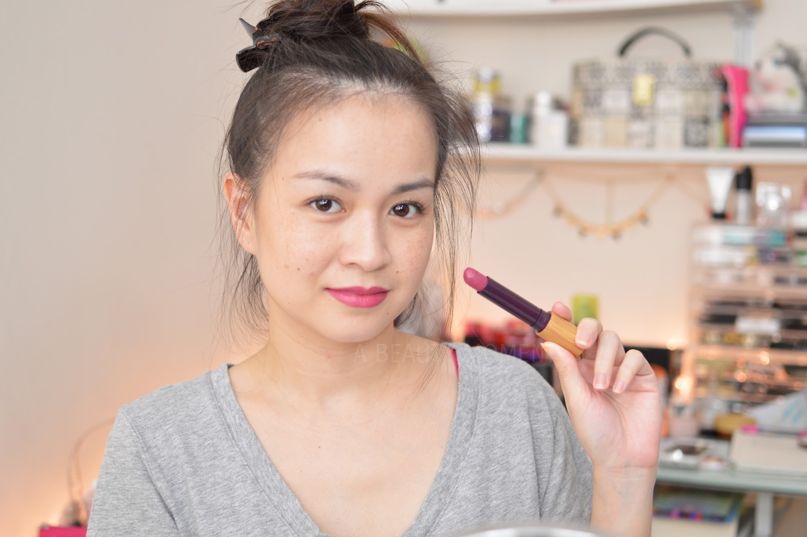 A Beauty Moment: TARTE GLAMAZON PURE PERFORMANCE 12 HOUR LIPSTICK ...