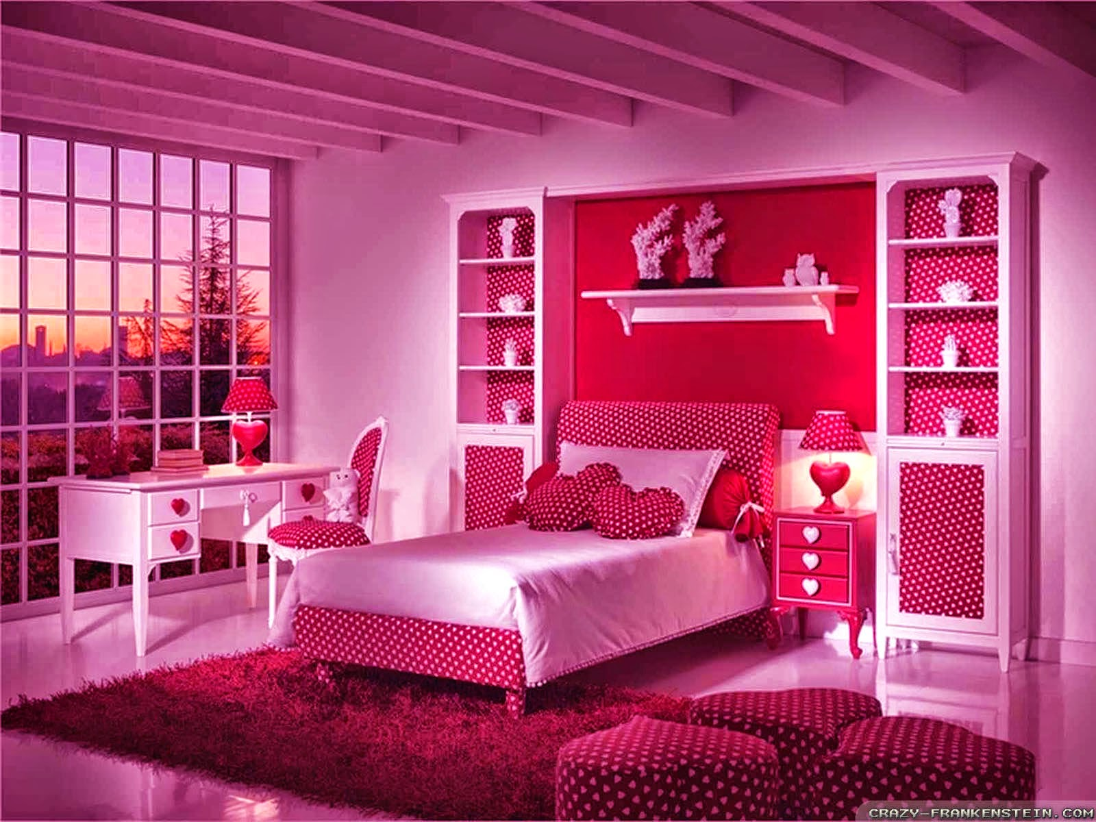 Heart Bedroom Decorating Ideas Entertainment News