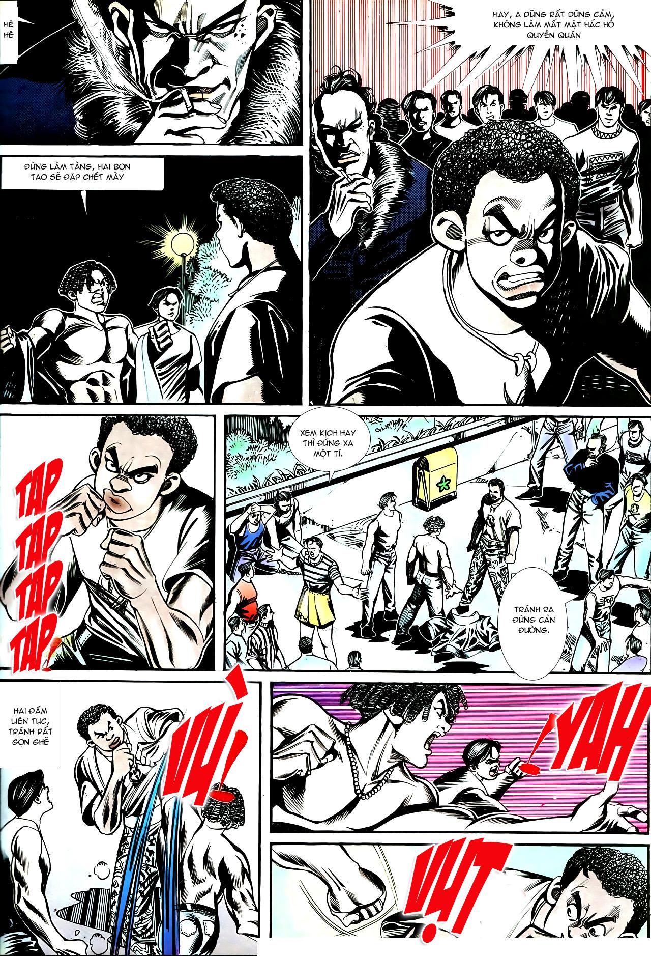 Người Trong Giang Hồ chapter 150: ai không yêu anh hùng trang 26