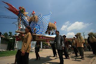 Budaya Mapag Sri Indramayu
