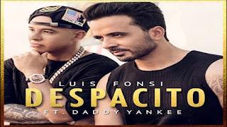 despacito luis fonsi feat daddy yankee chord guitar lyric lagu