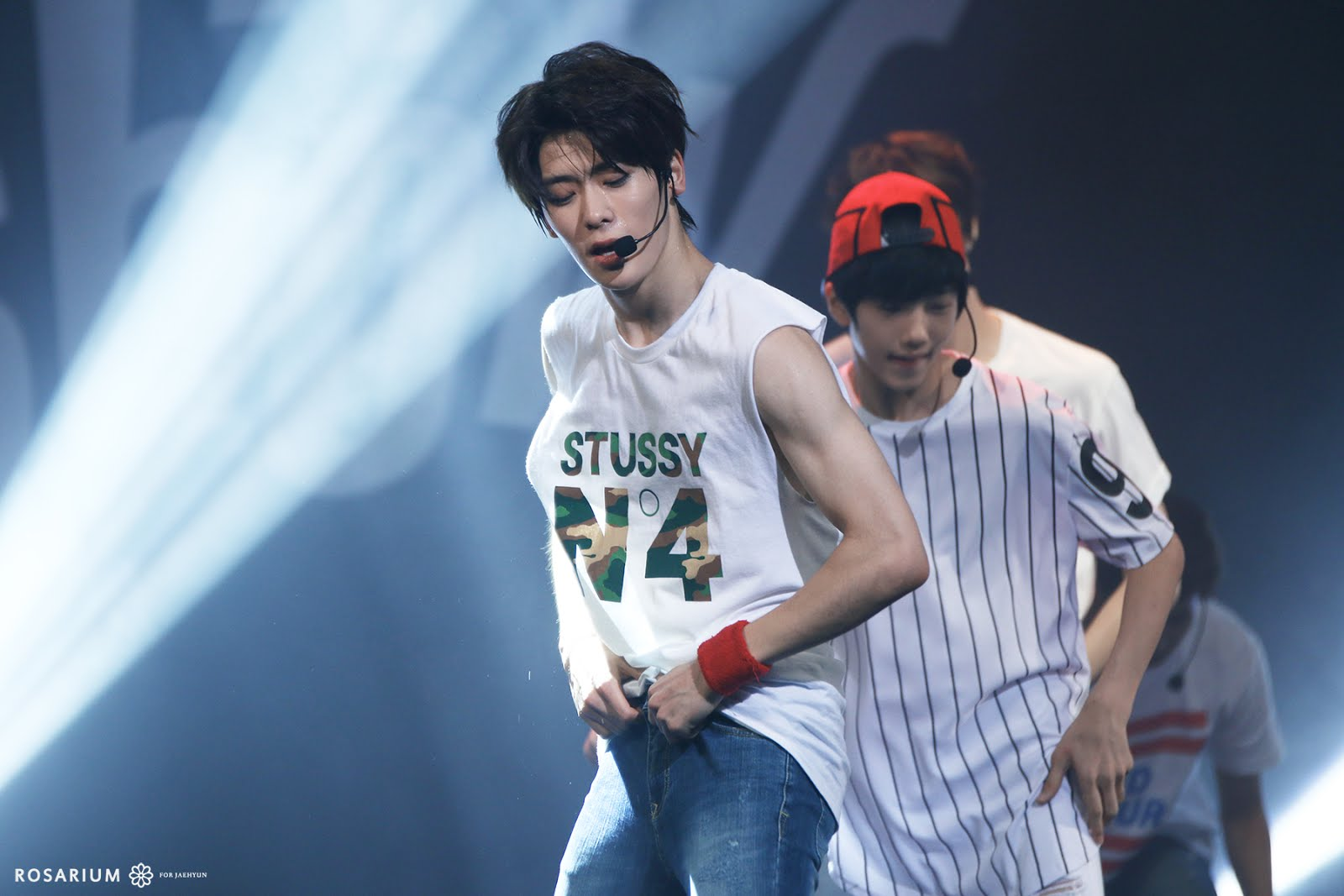 picture - 2015 09 19 [smrookies show] jaehyun | FromYesterday0214