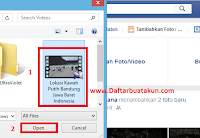 Cara Upload Video Ke Facebook