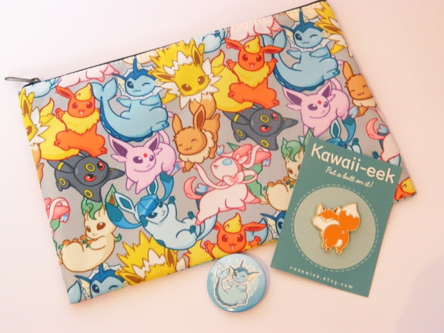 Rosewine Etsy Kawaii Haul