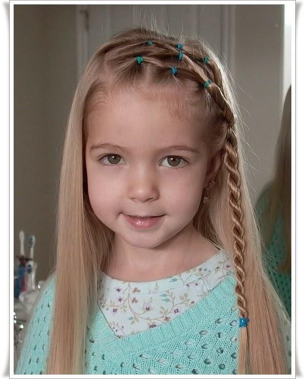gambar anak kecil berambut pirang