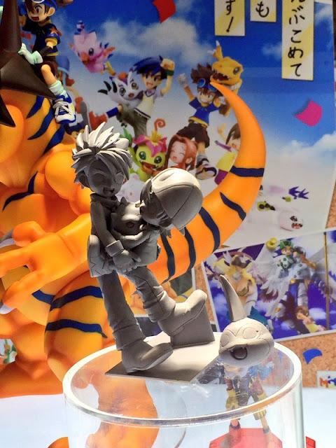 Takeru y Yamato G.E.M. de Digimon