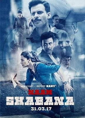 Naam Shabana (2017) Trailer Download 720p HD 34MB