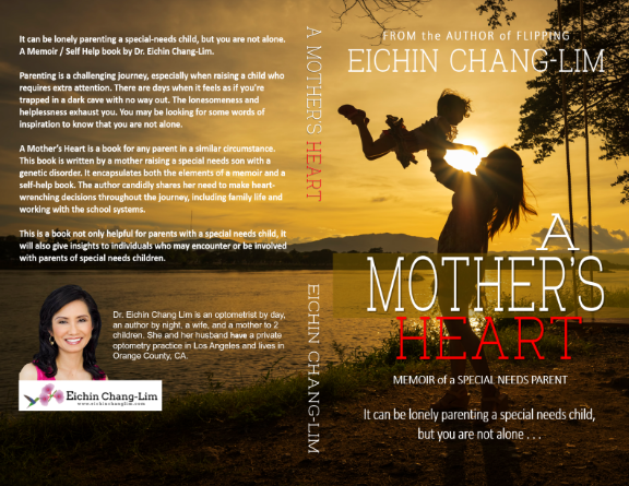 Eichin Chang-Lim: A Mother's Heart: Memoir of a Special