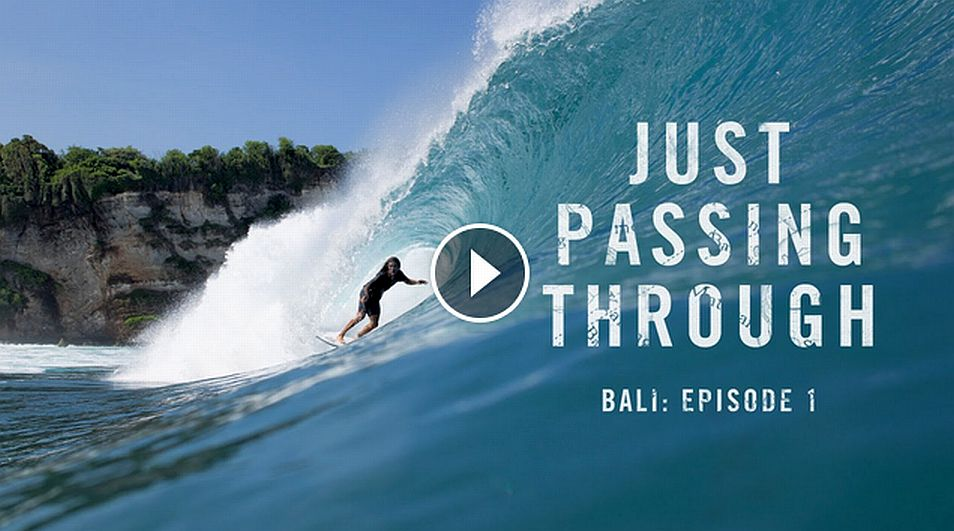 Just Passing Through Bali Episode 1