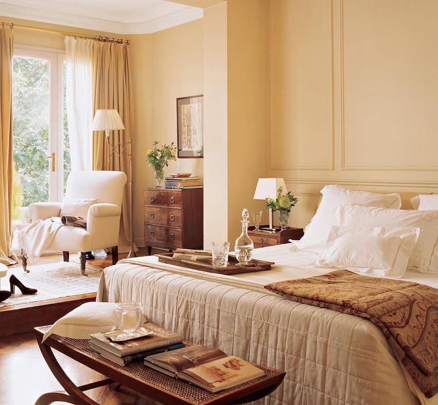 El dormitorio debemos emplearlo unicamente para descansar.
