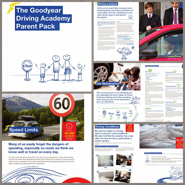 The goodyear driving academy parent pack