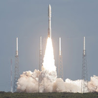 NASA Launches Robust Rover