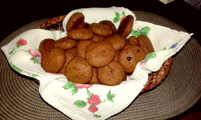 рецепт печива з нутеллою