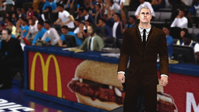 NBA 2K13 Mods Rick Carlisle Face NBA2K Patch