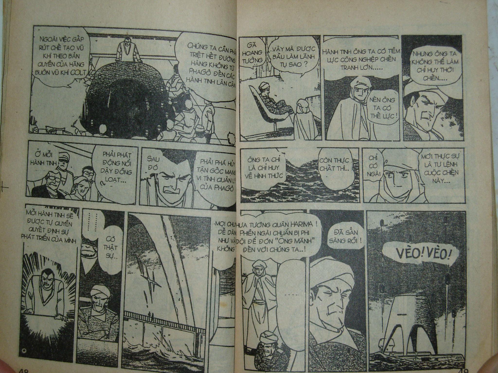 Siêu nhân Locke vol 17 trang 23