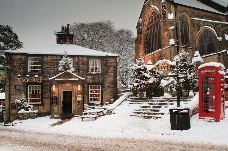 Haworth at Christmas