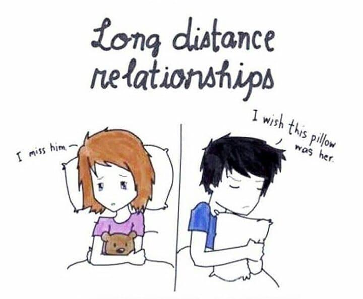 Beratnya Menjalin Hubungan Jarak Jauh (LDR) Membosankan
