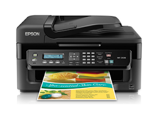 Epson WorkForce WF-2530 drivers