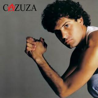 """Cazuza (1985) - Capa do disco """"Exagerado"""""""