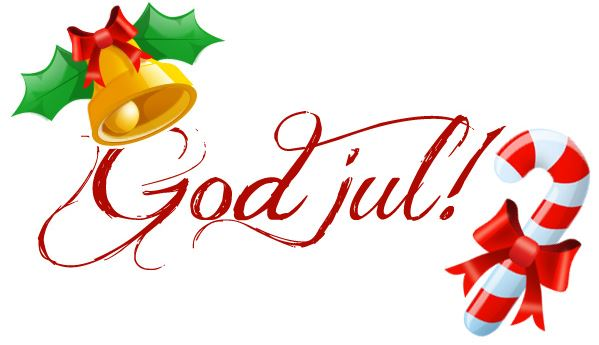 God Jul clipart bilder