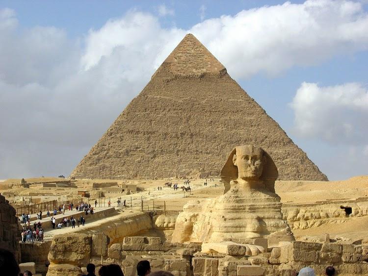 TOP 20 curiosidades fascinantes sobre las pirmides de Egipto que