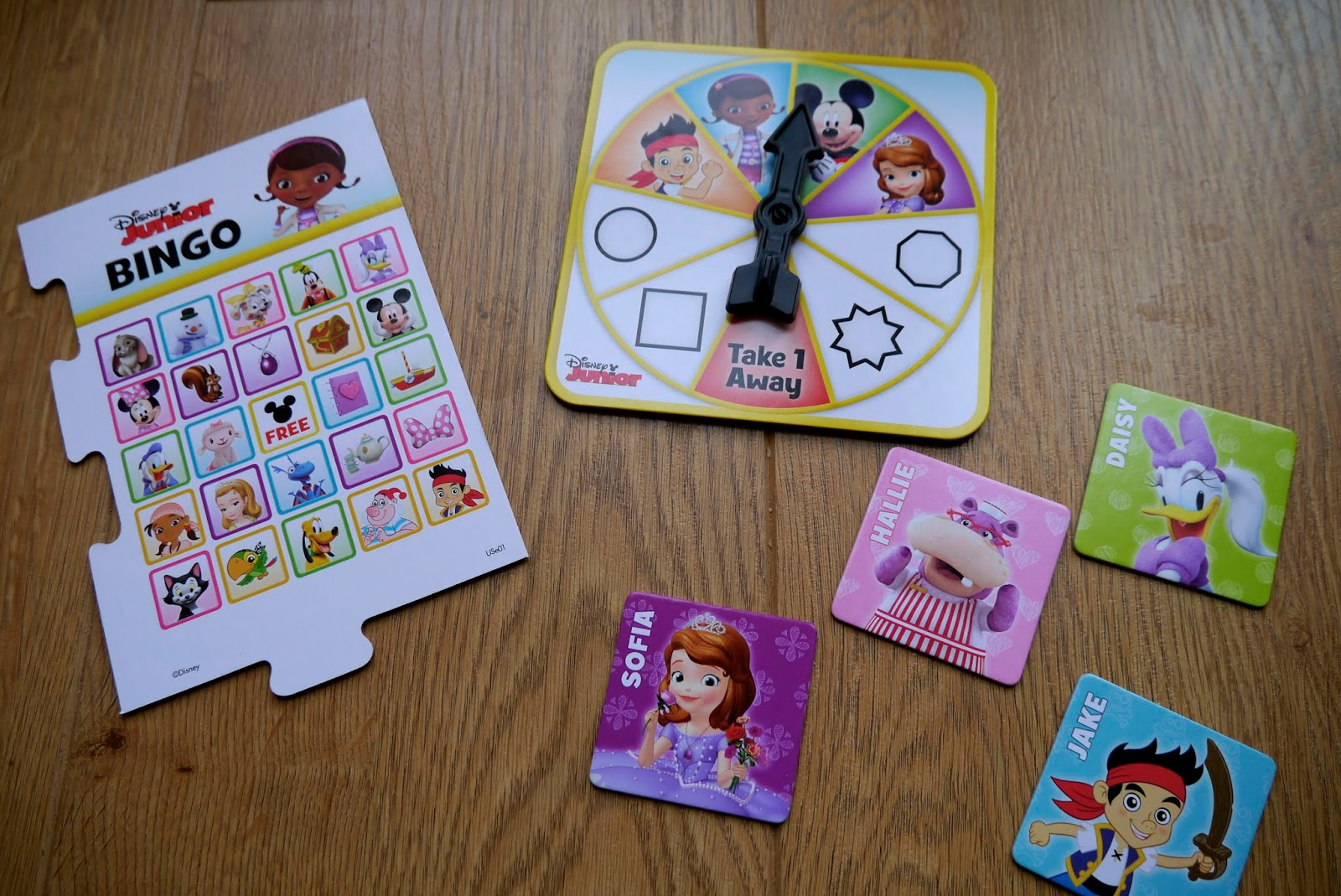 Disney Junior 6-in-1 game collection | Kerry Louise Norris