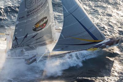 Gitana 16 abandonne le Vendée Globe !