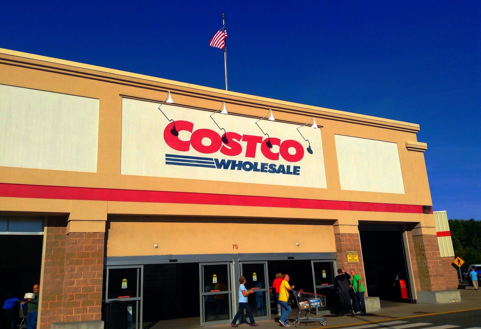 Costco Now Supports Apple Pay Over The Majority Of Its US Stores