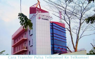 Cara Transfer Pulsa Telkomsel Ke Telkomsel (Termudah.com)