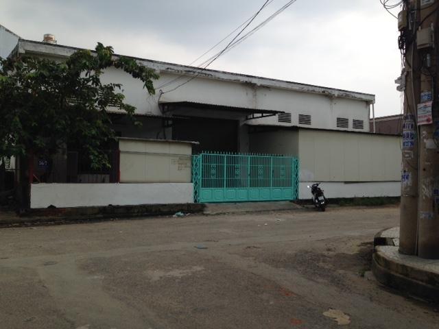 Cho thuê xưởng 1000m2 đường Nguyễn Ảnh Thủ Quận 12