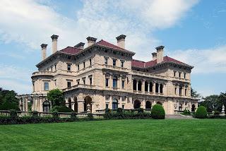 summer home of Cornelius Vanderbilt II, Newport