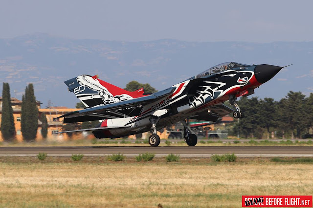 Tornado Reparto Sperimentale Aeronautica MotoGP
