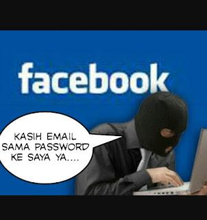 Agar fb aman dari hacker