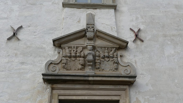 Schloss Plötzkau - Detail